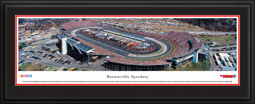 Martinsville Speedway Panoramic Picture