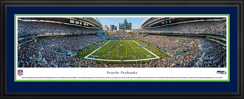Seattle Seahawks Panoramic - CenturyLink Field Picture