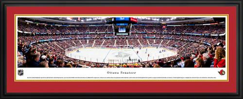 Ottawa Senators Panoramic - Scotiabank Place Picture