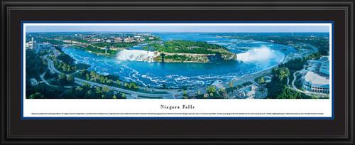 Niagara Falls Panoramic Picture - Daytime