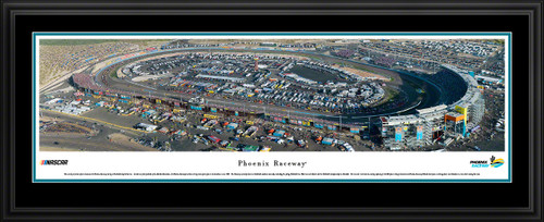 Phoenix Raceway Panoramic Picture