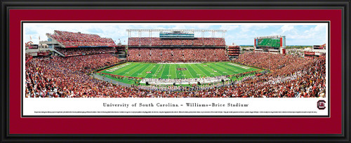 South Carolina Gamecocks Panorama - William Brice Stadium Picture