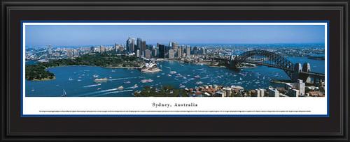 Sydney, Australia City Skyline Panoramic Picture