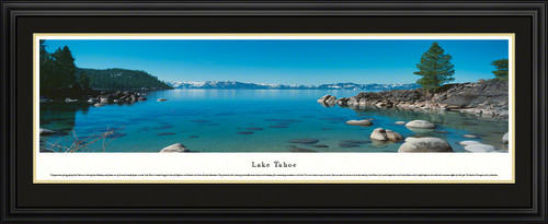 Lake Tahoe Panoramic Picture