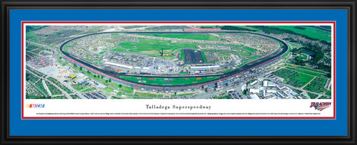 Talladega Superspeedway Panoramic Picture