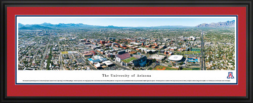 Arizona Wildcats Panoramic - Arizona Stadium Picture