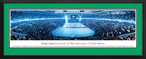 North Dakota Panoramic - Hockey Anthem
