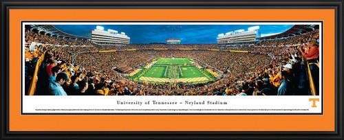 "Tennessee Volunteers Football Panorama - Neyland Stadium - Power ""T"""