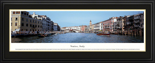Venice, Italy Panoramic Picture