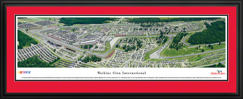 Watkins Glen International Panoramic Picture