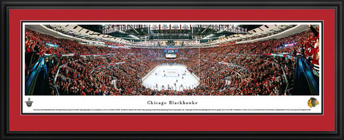 Chicago Blackhawks Panorama - United Center Picture