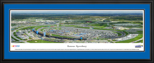 Kansas Speedway Panoramic Picture