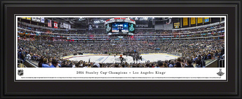 2014 Stanley Cup Panoramic - Los Angeles Kings