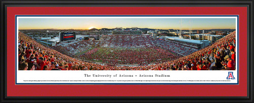 Arizona Wildcats Panoramic Picture - Arizona Stadium