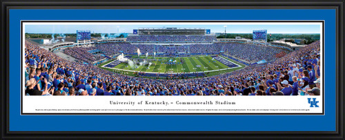 Kentucky Wildcats Panoramic Picture - Commonwealth Stadium Football Panorama