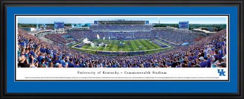 Kentucky Wildcats Panoramic Picture - Commonwealth Stadium Football Panorama
