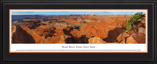 Dead Horse Point State Park Panoramic Picture