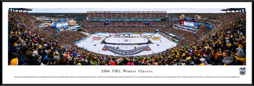 2016 Winter Classic Panoramic Picture - Boston Bruins vs. Montreal Canadiens
