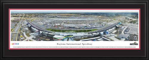Daytona International Speedway Panoramic Picture - Daytona 500