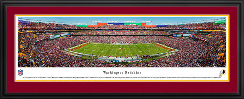 Washington Redskins Panoramic Picture - FedExField Panorama
