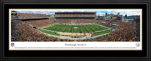Pittsburgh Steelers Panorama - Heinz Field Panoramic Picture