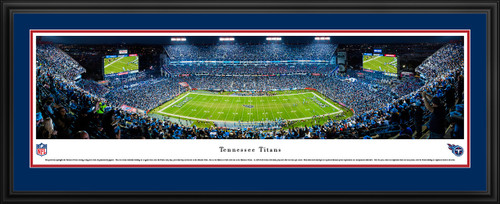Tennessee Titans Panoramic Picture - Nissan Stadium