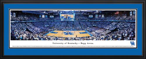 Kentucky Wildcats Basketball Panorama - Rupp Arena Panoramic Picture
