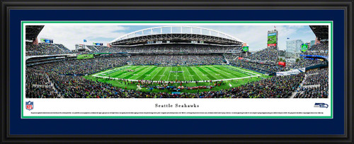 Seattle Seahawks Panoramic Picture - CenturyLink Field