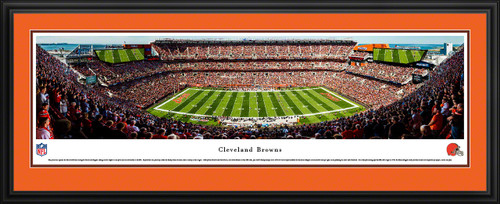 Cleveland Browns Panoramic Picture - FirstEnergy Stadium
