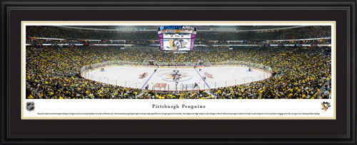 Pittsburgh Penguins Panoramic Picture - PPG Paints Arena