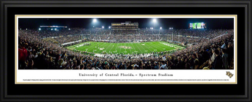 UCF Knights Football Panoramic Picture - Spectrum Stadium