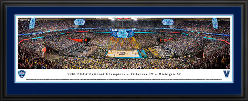2018 NCAA Championship Basketball Panoramic Picture - Villanova Wildcats