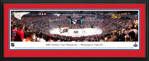 2018 Stanley Cup Panoramic Picture - Washington Capitals