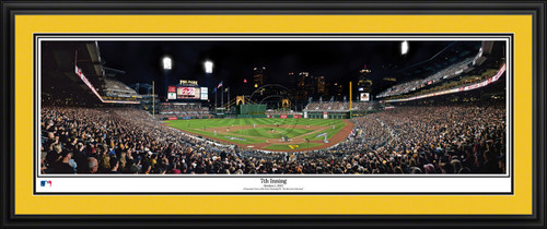 Pittsburgh Pirates Panoramic Picture - PNC Park MLB Wall Decor