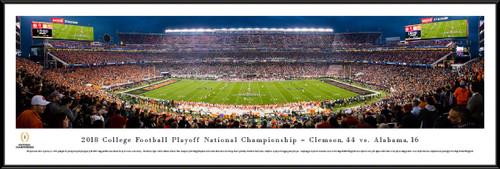 2019 College Football Playoff National Championship Panorama