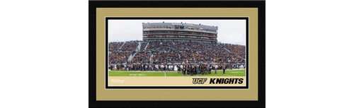 UCF Knights Football Framed Panoramic Picture - Spectrum Stadium