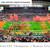 2020 Super Bowl LIV Panoramic Poster - Kansas City Chiefs - Super Bowl 54