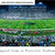 UAB Blazers Football Panoramic Picture - Protective Stadium Fan Cave Decor
