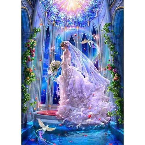 5D Diamond Painting Bride Kit