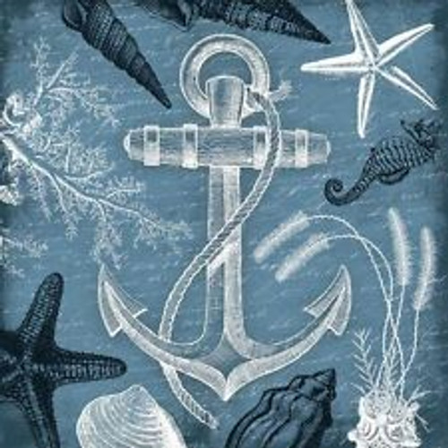 5D Diamond Painting Rope and Anchor Kit