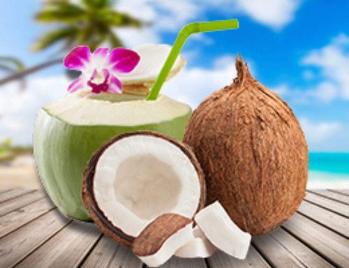 5D Diamond Painting Coconuts Kit