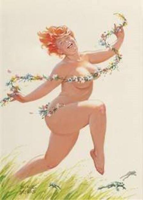 5D Diamond Painting Nude Woman Kit