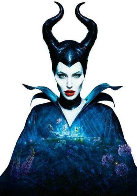 5D Diamond Painting Maleficent Sleeping Beauty Kit