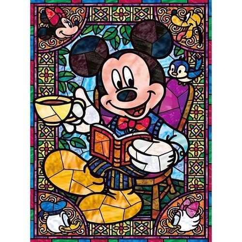 5D Diamond Painting Mickey Story Time Kit