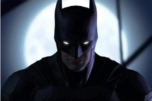 5D Diamond Painting Glowing Eye Batman Kit