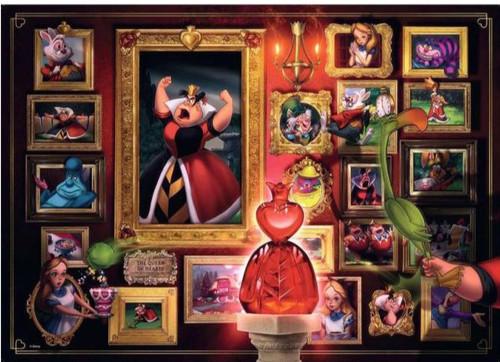5D Diamond Painting Alice in Wonderland Wall Kit