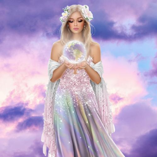 5D Diamond Painting World Dreamer Kit