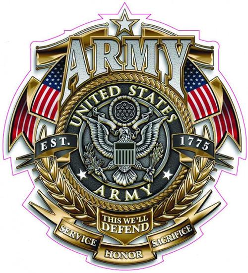 5D Diamond Painting United States Army Kit