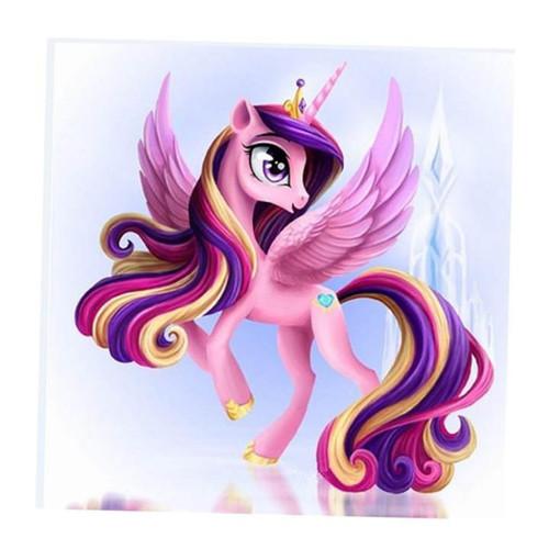 5D Diamond Painting My Little Pony Princess Cadence Kit