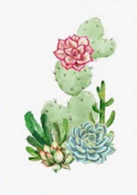 5D Diamond Painting Cactus Kit
